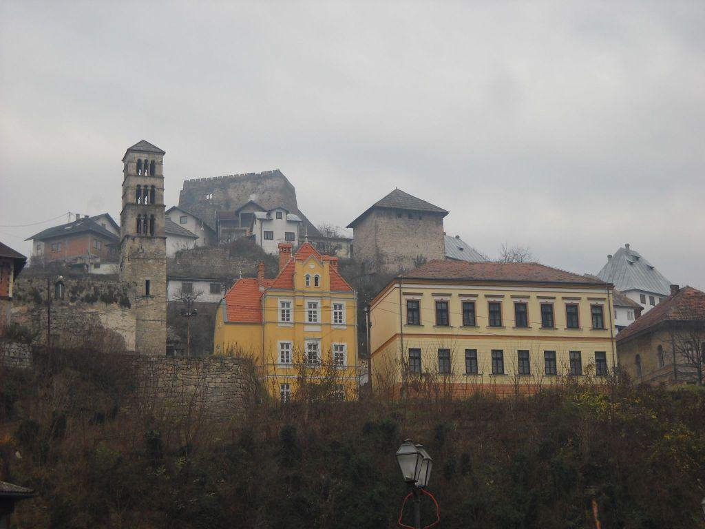 Башня св. Луки, городская доминанта. Фото: Елена Арсениевич, CC BY-SA 3.0