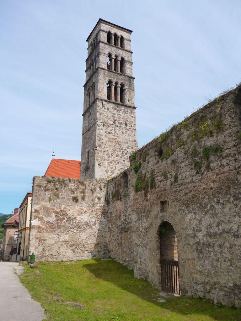 Башня св. Луки. Фото: Елена Арсениевич, CC BY-SA 3.0