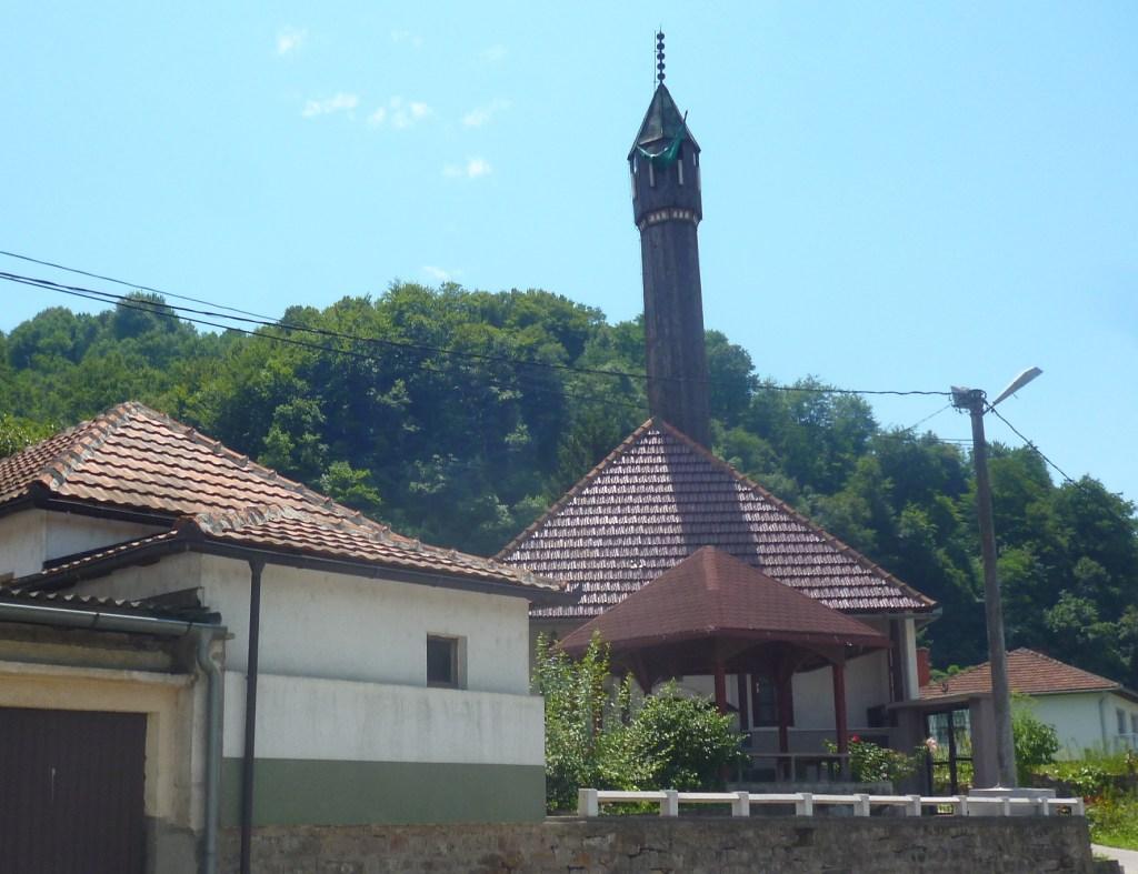 Мечеть Фазли-паши в Маглае. Фото: Елена Арсениевич, CC BY-SA 3.0