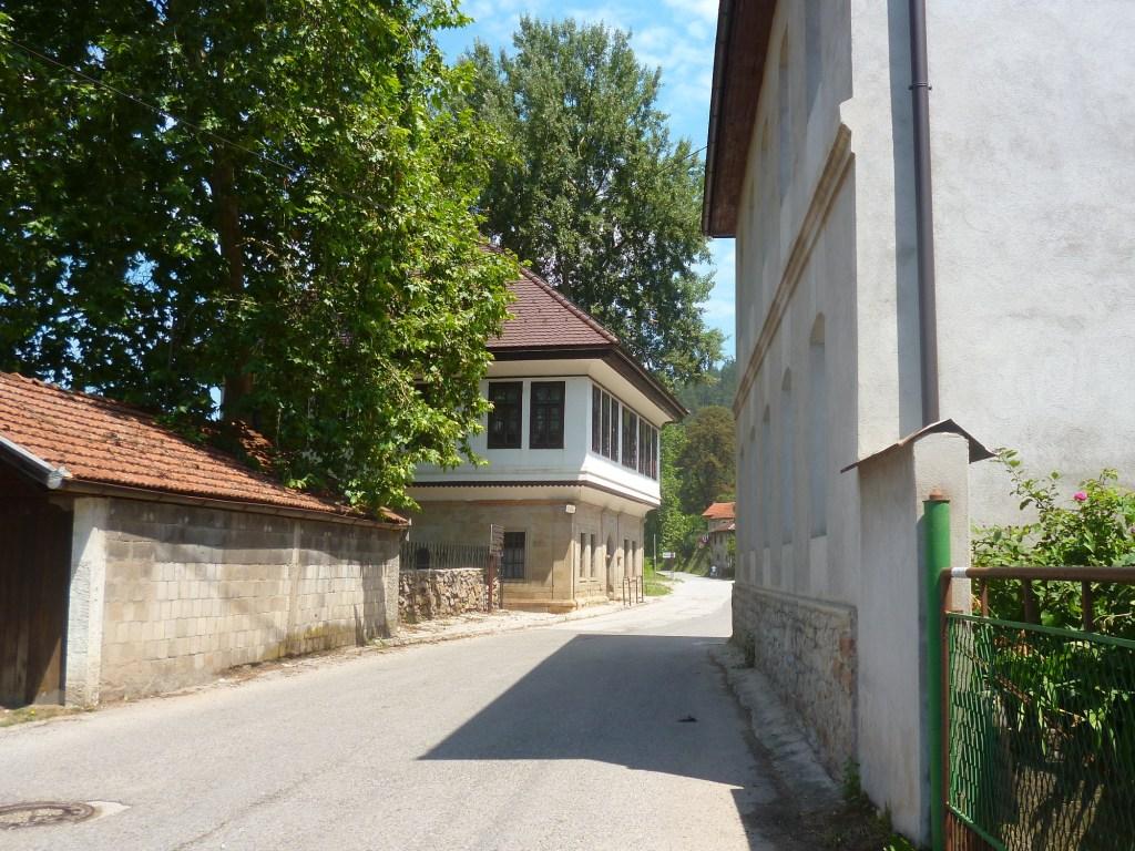 Конак Узеирбеговича на улице Узеирбеговича. Фото: Елена Арсениевич, CC BY-SA 3.0