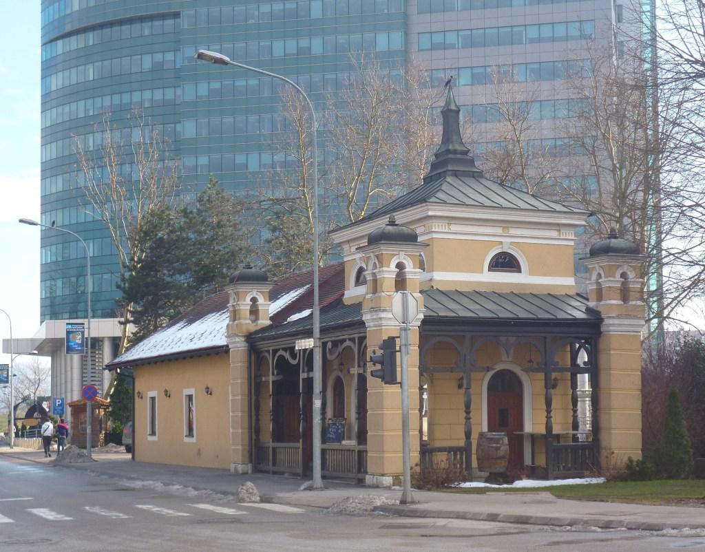 Мала станица в Баня Луке. Фото: Елена Арсениевич, CC BY-SA 3.0