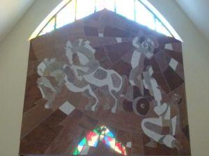 Вознесение св. Илии-пророка. Фото: Елена Арсениевич, CC BY-SA 3.0
