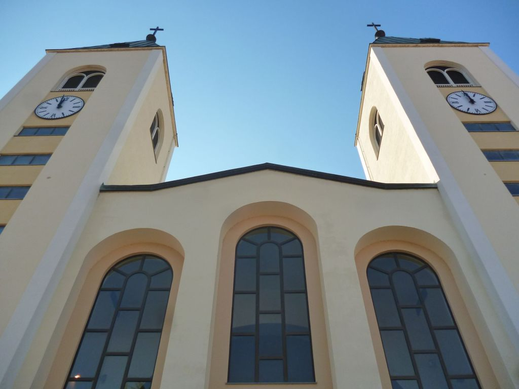 Церковь св. Якова. Фото: Елена Арсениевич, CC BY-SA 3.0