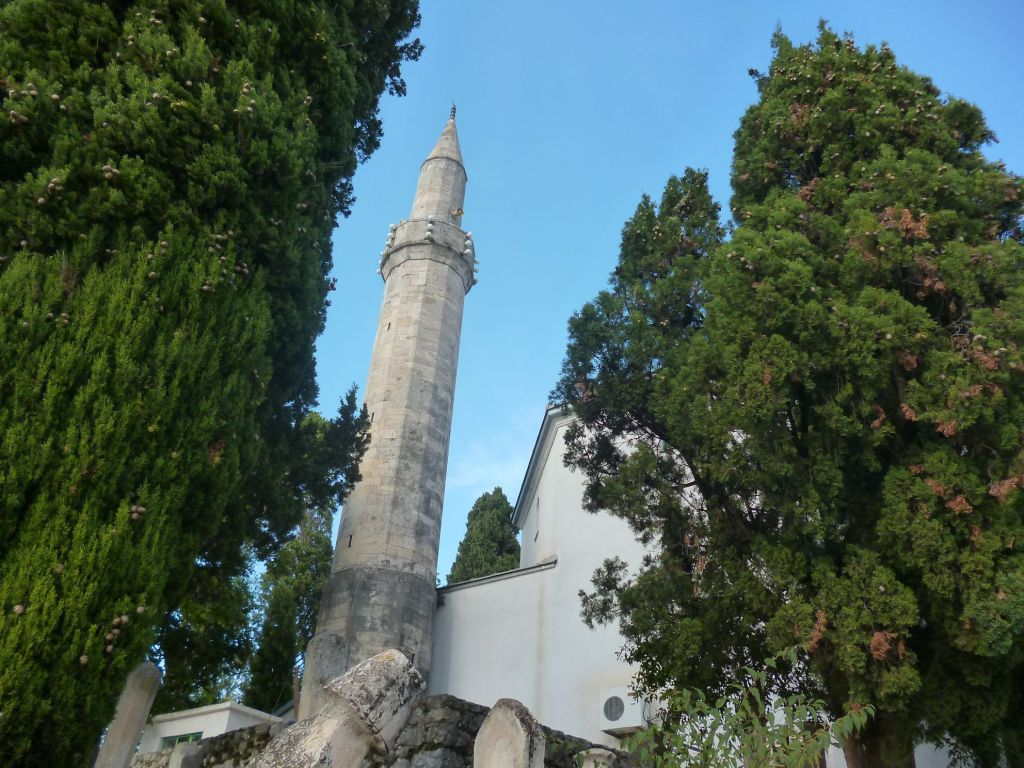Царева мечеть в Благае. Фото: Елена Арсениевич, CC BY-SA 3.0