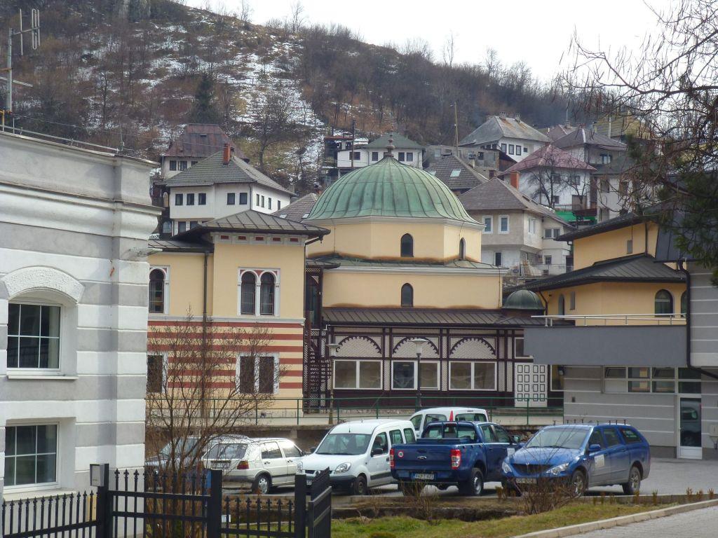 Купол над мечетью. Фото: Елена Арсениевич, CC BY-SA 3.0