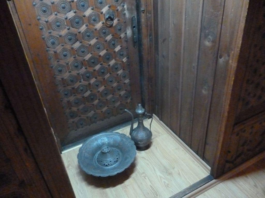 Фрагмент мусандеры. Земальский музей в Сараево. Фото: Елена Арсениевич, CC BY-SA 3.0