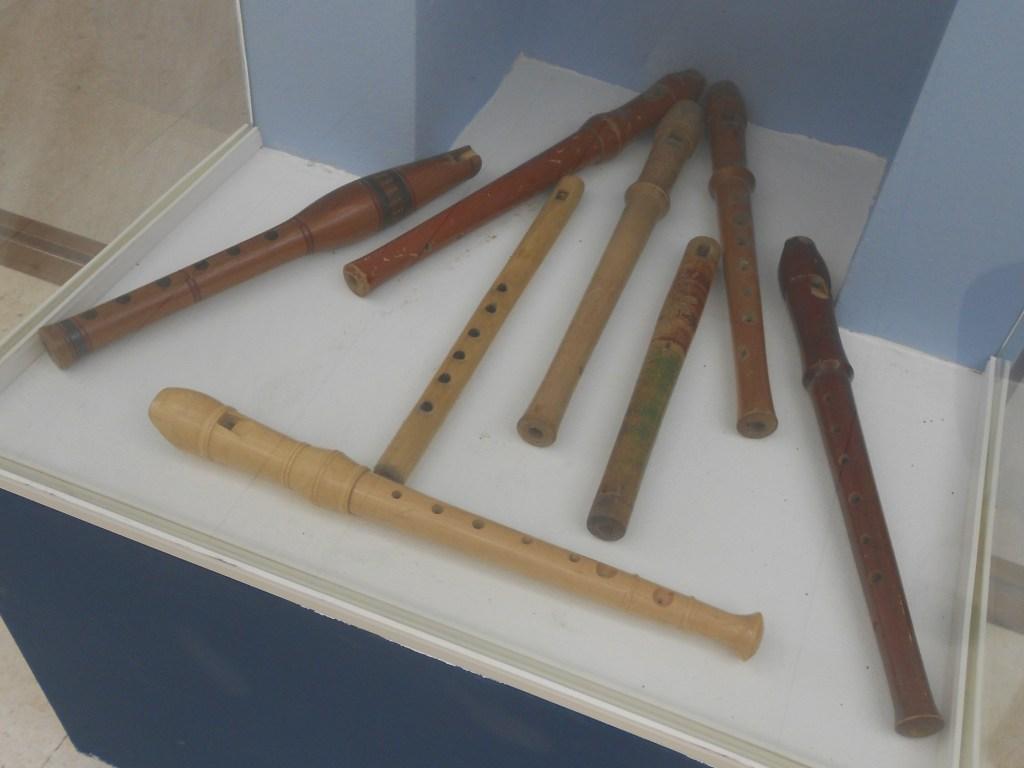 Свиралы из коллекции музея Bosnazeum в Мостаре. Фото: Елена Арсениевич, CC BY-SA 3.0