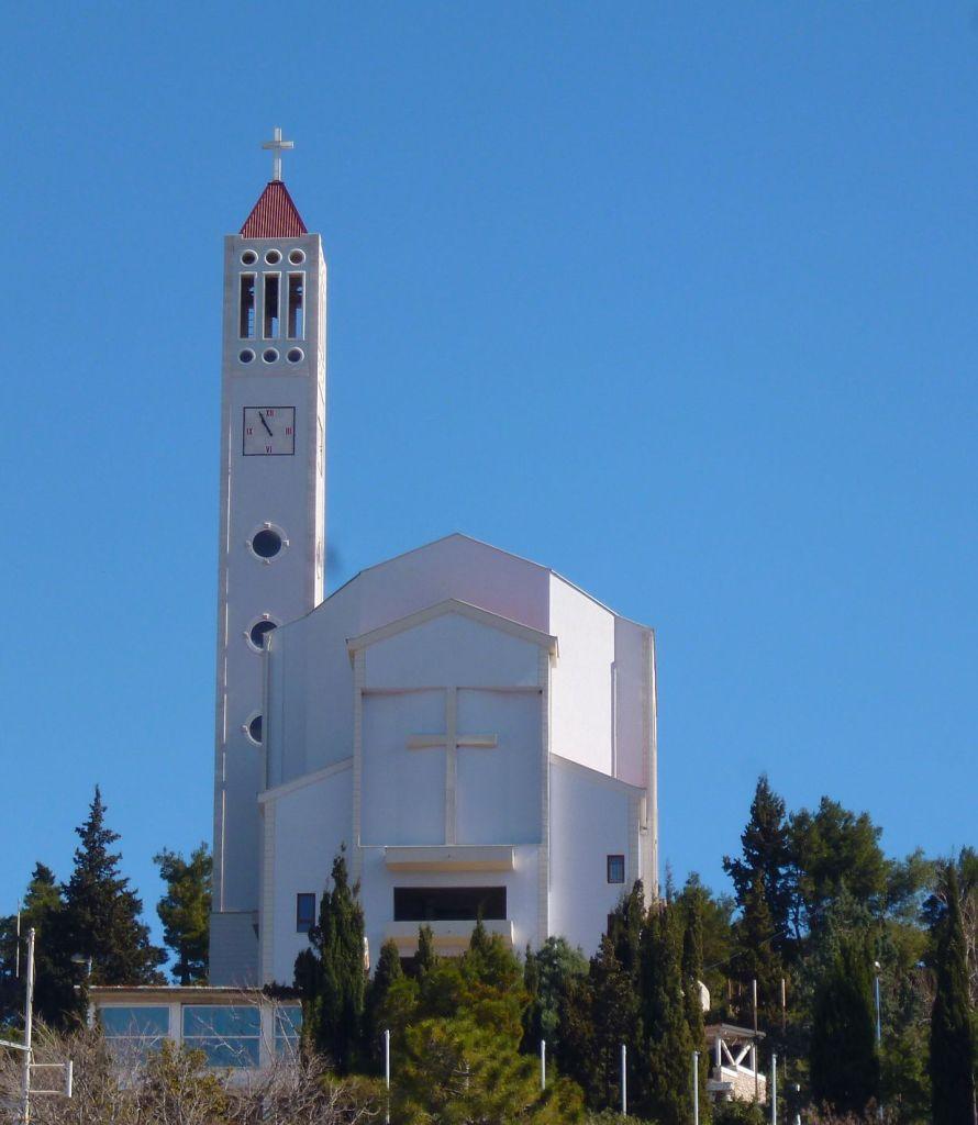 Новая церковь. Фото: Елена Арсениевич, CC BY-SA 3.0