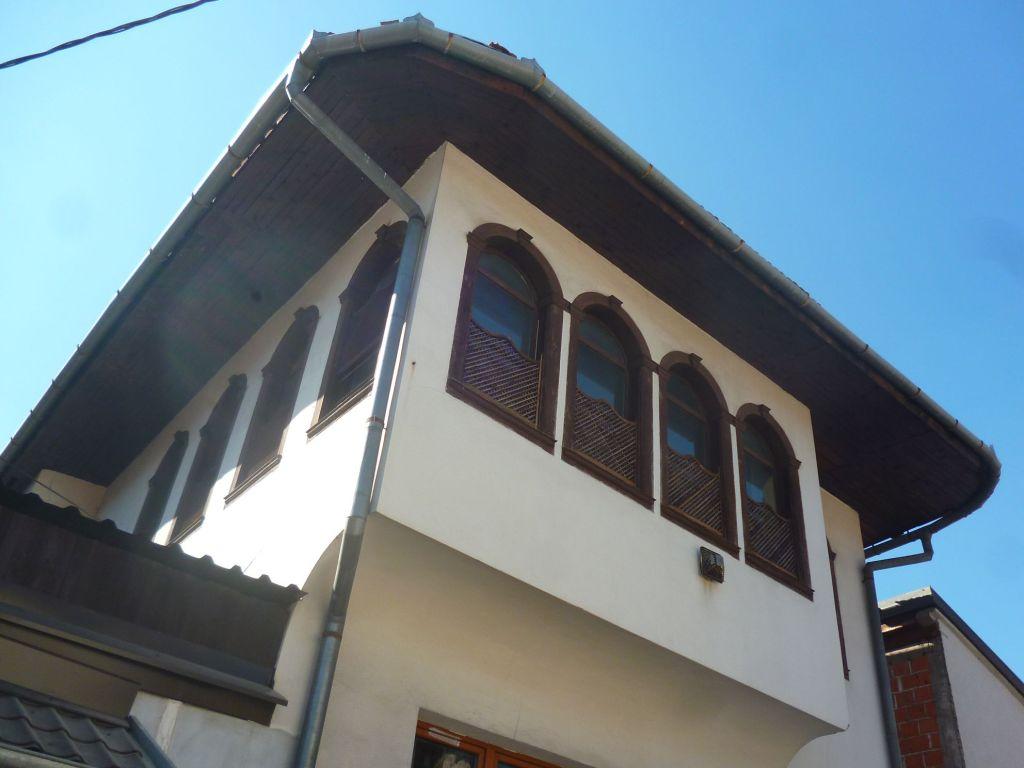 Дом традиционной османской архитектуры в Сараево. Фото: Елена Арсениевич, CC BY-SA 3.0