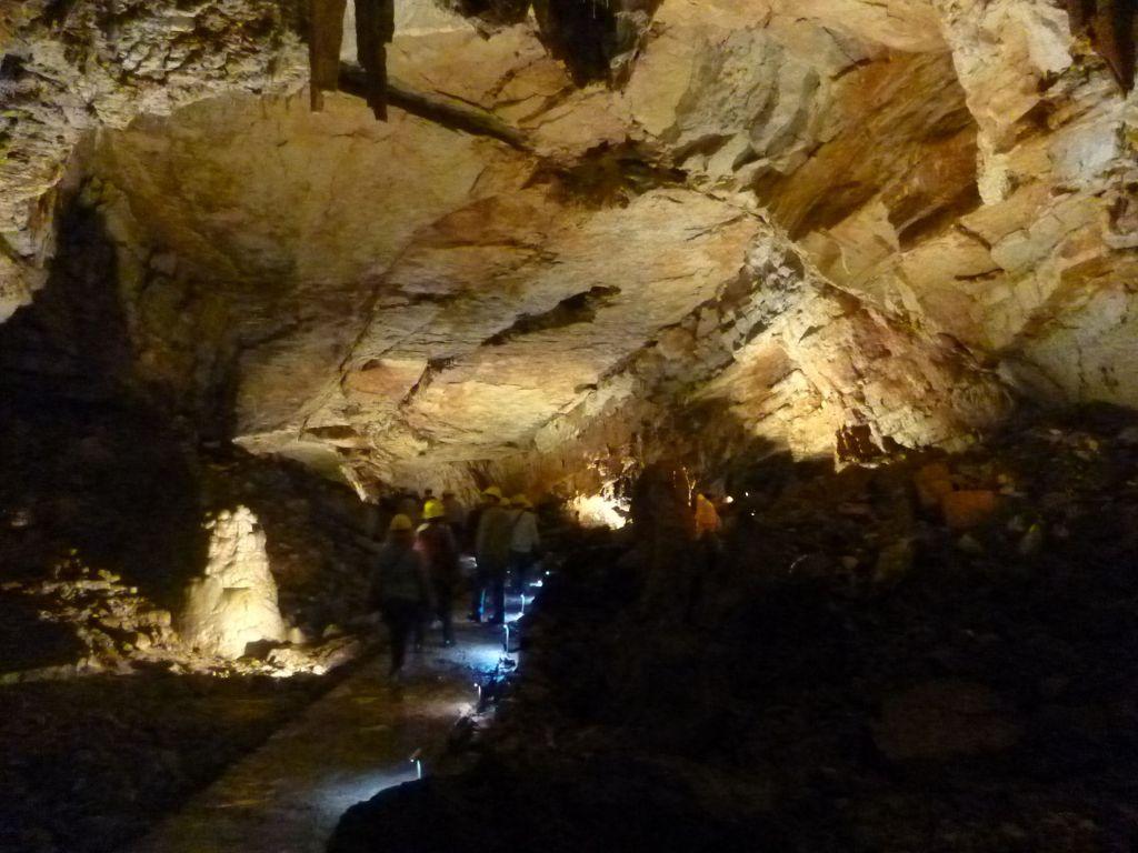 Зал пещеры. Фото: Елена Арсениевич, CC BY-SA 3.0
