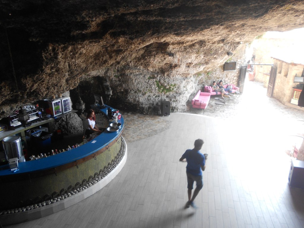 Пещера Али-бабы. Фото: Елена Арсениевич, CC BY-SA 3.0