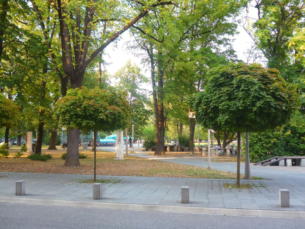 Парк Петар Кочич. Фото: Елена Арсениевич, CC BY-SA 3.0