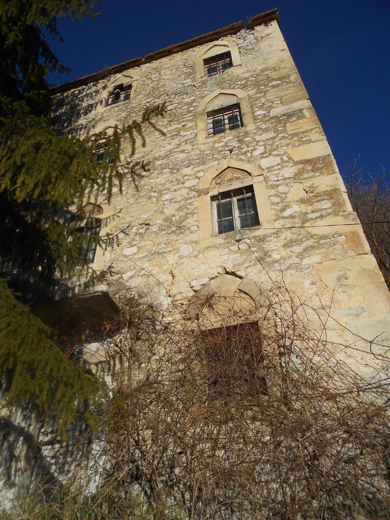 Башня Смаилагича в Ливно. Фото: Елена Арсениевич, CC BY-SA 3.0