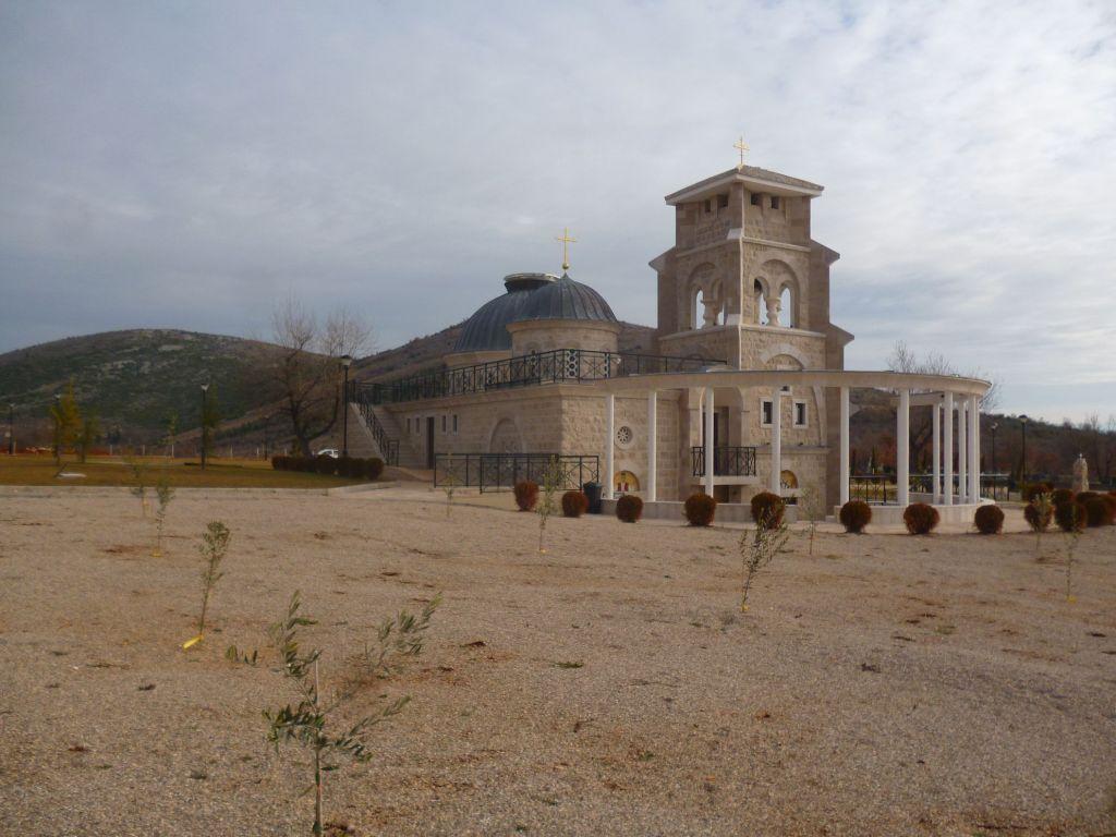 Церковь Воскресения Христова в Пребиловцах. Фото: Елена Арсениевич, CC BY-SA 3.0