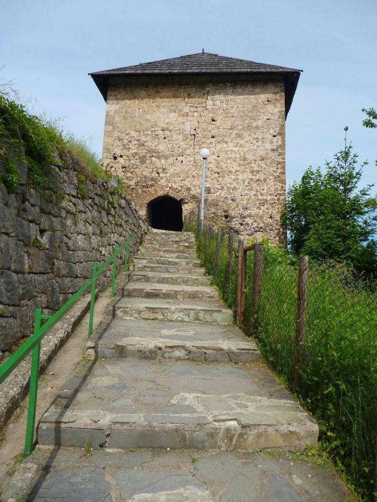 Сахат-кула в Яйце. Фото: Елена Арсениевич, CC BY-SA 3.0