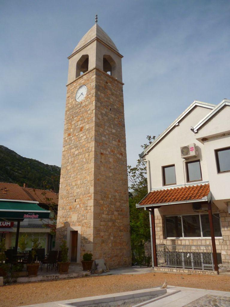 Часовая башня в Столаце. Фото: Елена Арсениевич, CC BY-SA 3.0