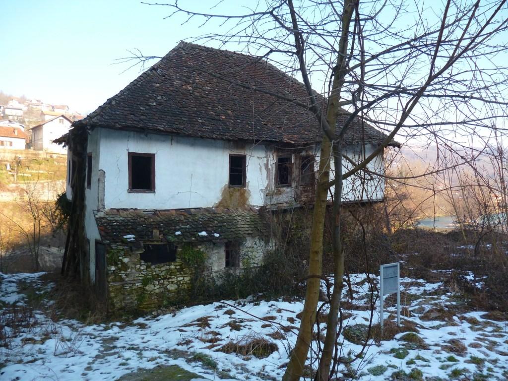 Дом Шеранича в Српских Топлицах. Фото: Елена Арсениевич, CC BY-SA 3.0