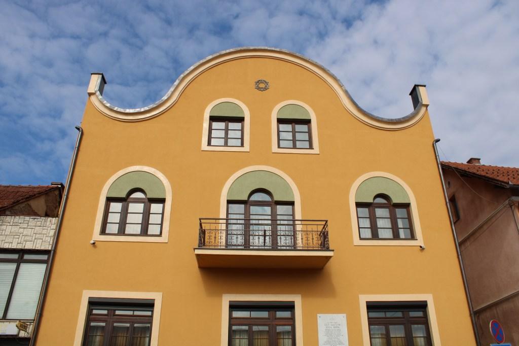 Здание построено в 1922 году. Фото: Елена Арсениевич, CC BY-SA 3.0