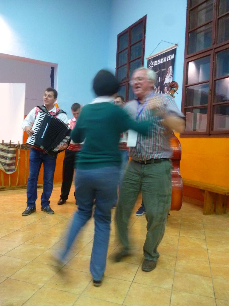 А потом начались танцы. Фото: Елена Арсениевич, CC BY-SA 3.0