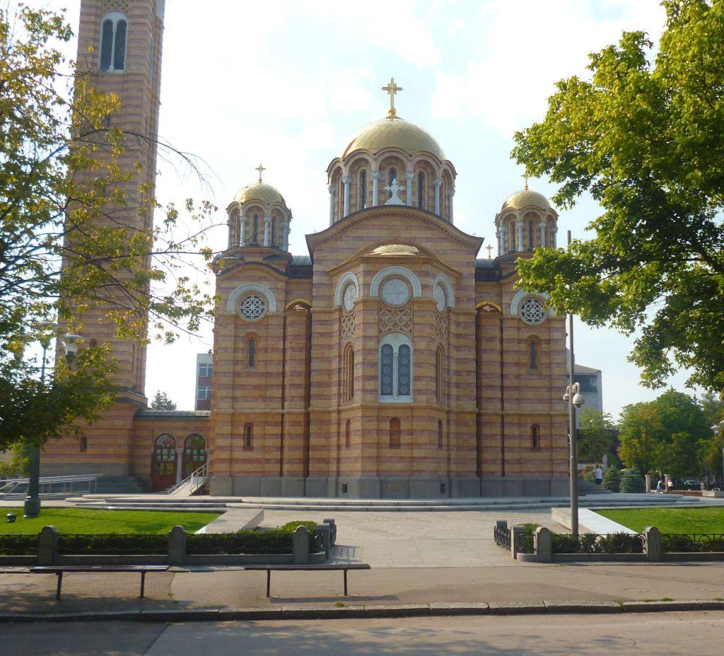 Храм Христа Спасителя. Фото: Елена Арсениевич, CC BY-SA 3.0