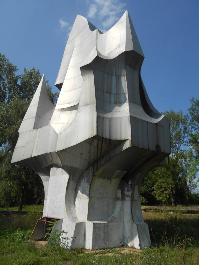 Памятник в городе Сански Мост. Фото: Елена Арсениевич, CC BY-SA 3.0