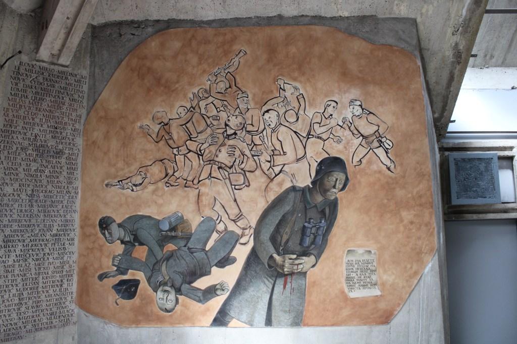 «Битва на Любином гробу». Фото: Елена Арсениевич, CC BY-SA 3.0