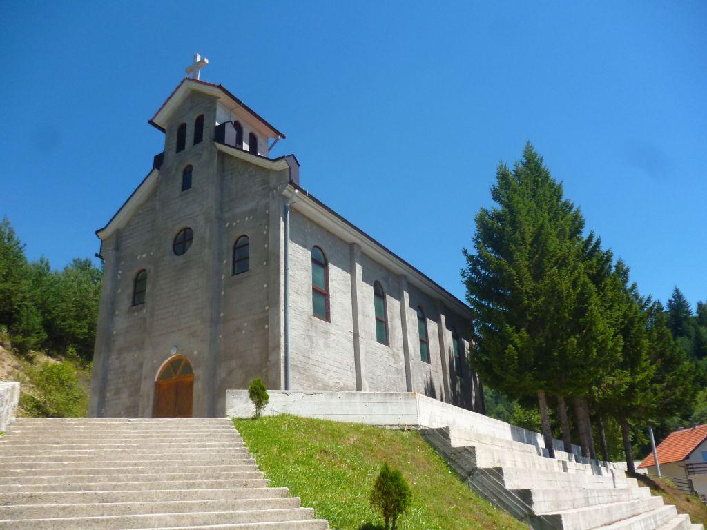 Новая церковь св. Иво. Фото: Елена Арсениевич, CC BY-SA 3.0