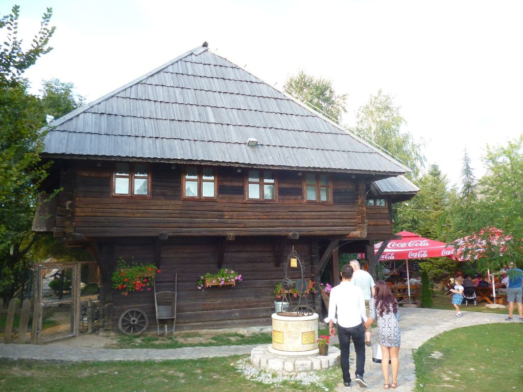 Этнографический комплекс. Фото: Елена Арсениевич, CC BY-SA 3.0