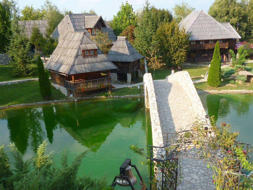 Этносело «Станишичи». Этнографический комплекс. Фото: Елена Арсениевич, CC BY-SA 3.0