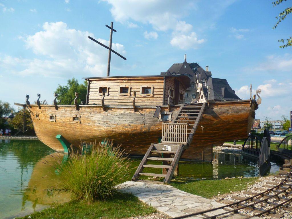 «Ноев ковчег». Фото: Елена Арсениевич, CC BY-SA 3.0