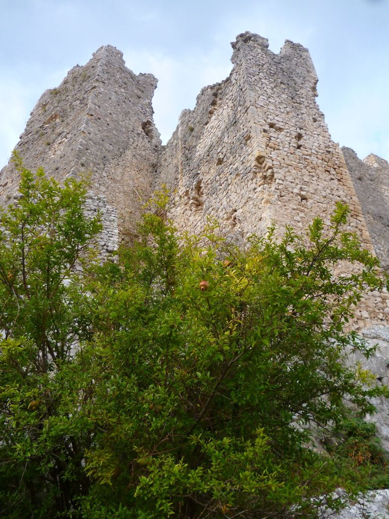Стены Степан-града. Фото: Елена Арсениевич, CC BY-SA 3.0