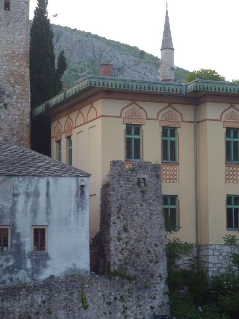 Остатки башни Херцегуши. Фото: Елена Арсениевич, CC BY-SA 3.0