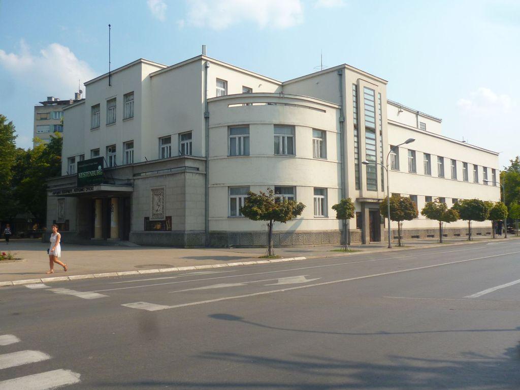 Народный театр Республики Сербской. Фото: Елена Арсениевич, CC BY-SA 3.0
