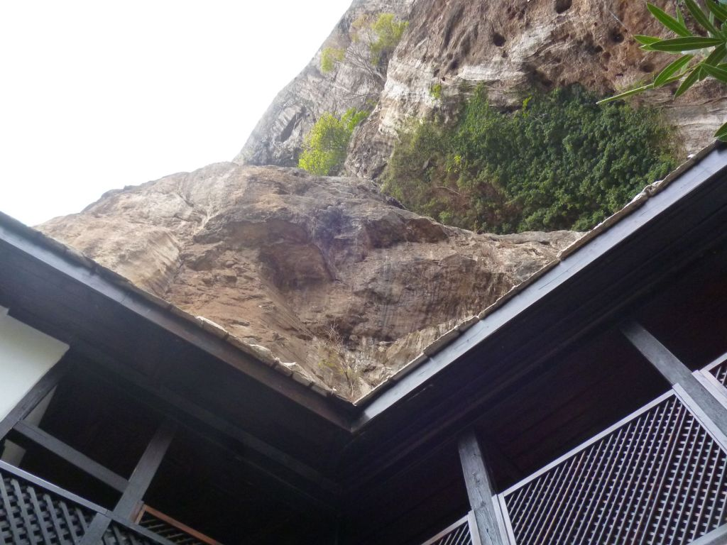 Скала над текией. Фото: Елена Арсениевич, CC BY-SA 3.0