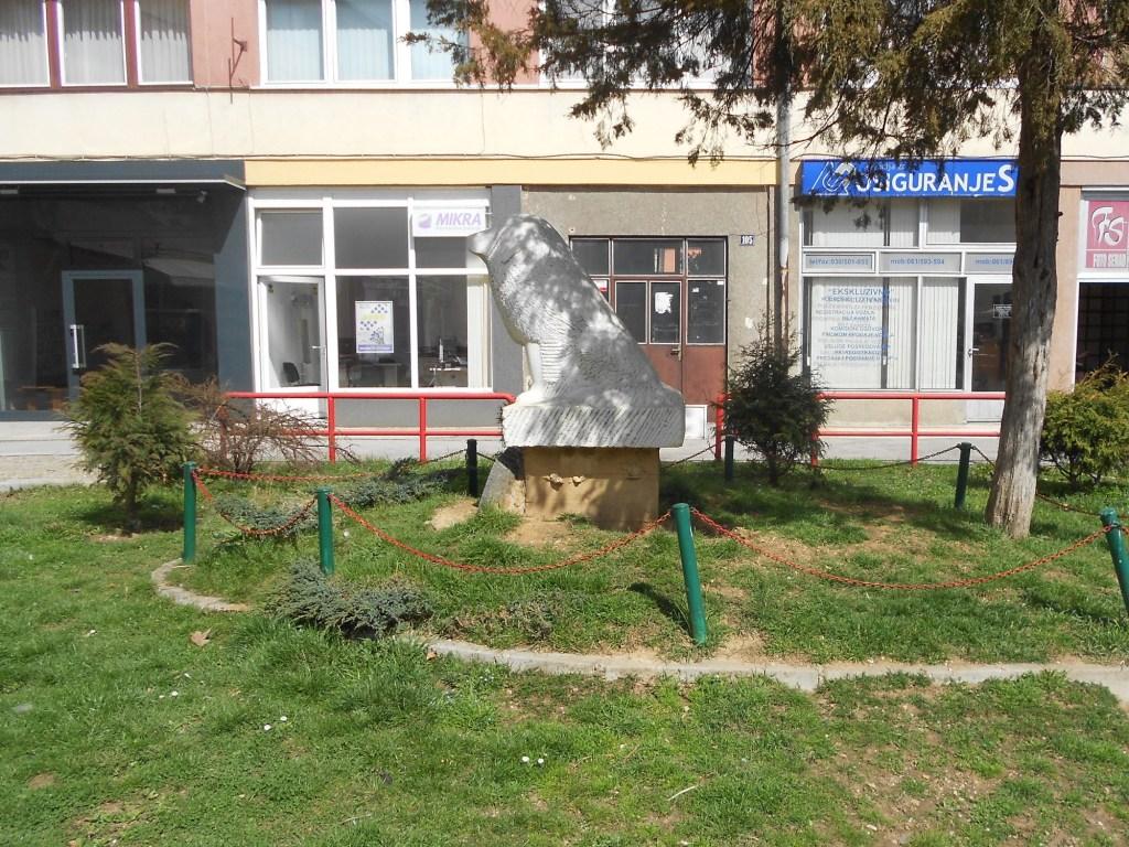 Памятник торняку. Фото: Елена Арсениевич, CC BY-SA 3.0