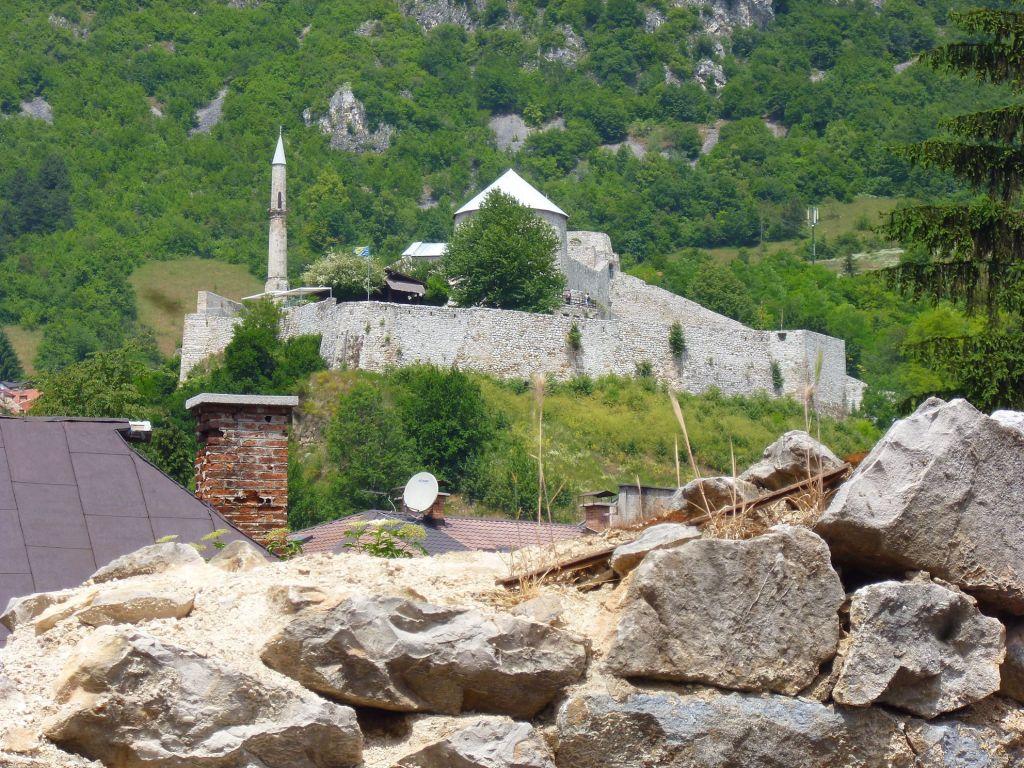 Травник. Старый город. Фото: Елена Арсениевич, CC BY-SA 3.0