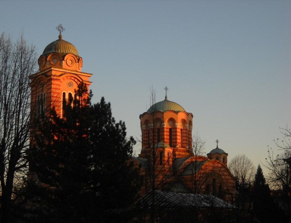 Храм св. Троицы в Баня Луке. Фото: Елена Арсениевич, CC BY-SA 3.0