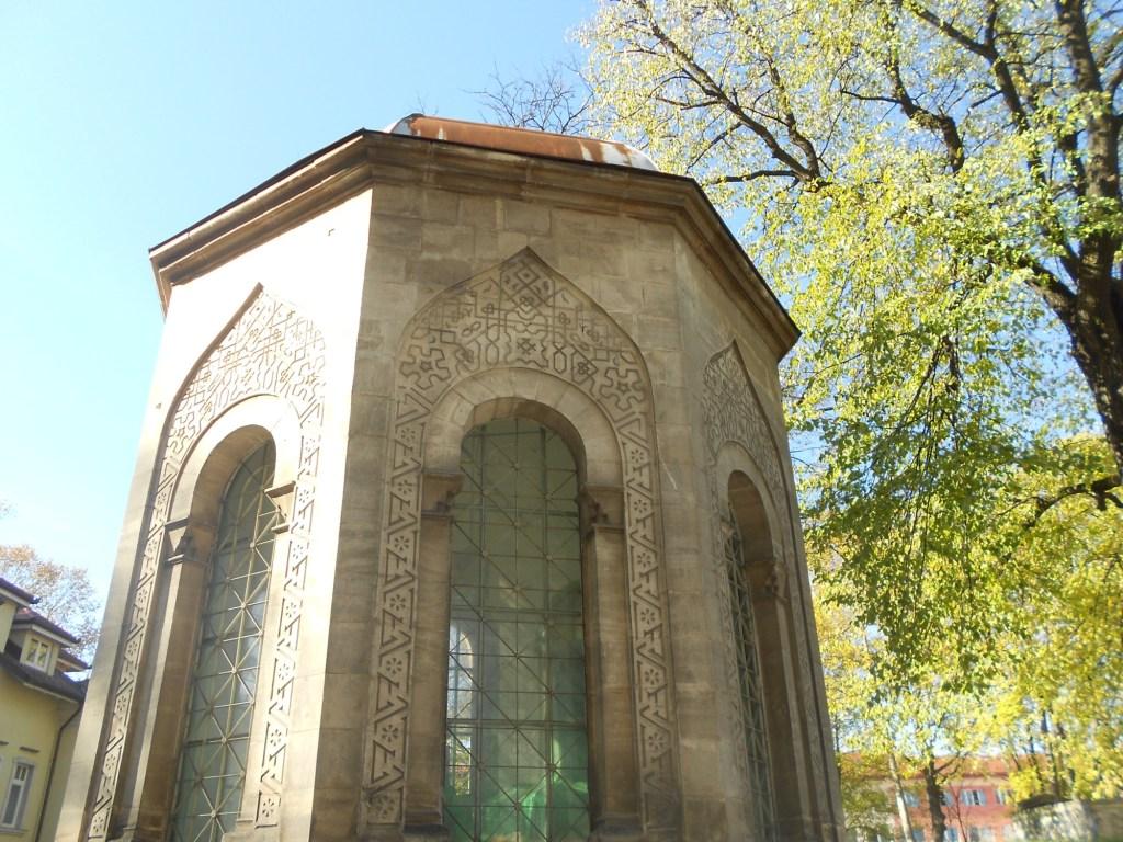 Декор в восточном стиле. Фото: Елена Арсениевич, CC BY-SA 3.0