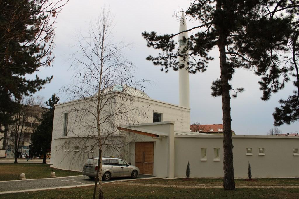 Мечеть в парке. Фото: Елена Арсениевич, CC BY-SA 3.0