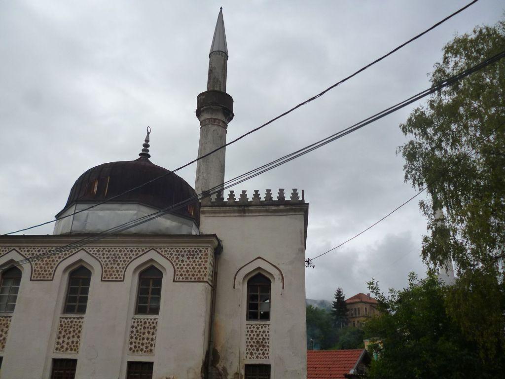 Варошская мечеть. Фото: Елена Арсениевич, CC BY-SA 3.0