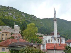 Варошская мечеть и крепость. Фото: Елена Арсениевич, CC BY-SA 3.0
