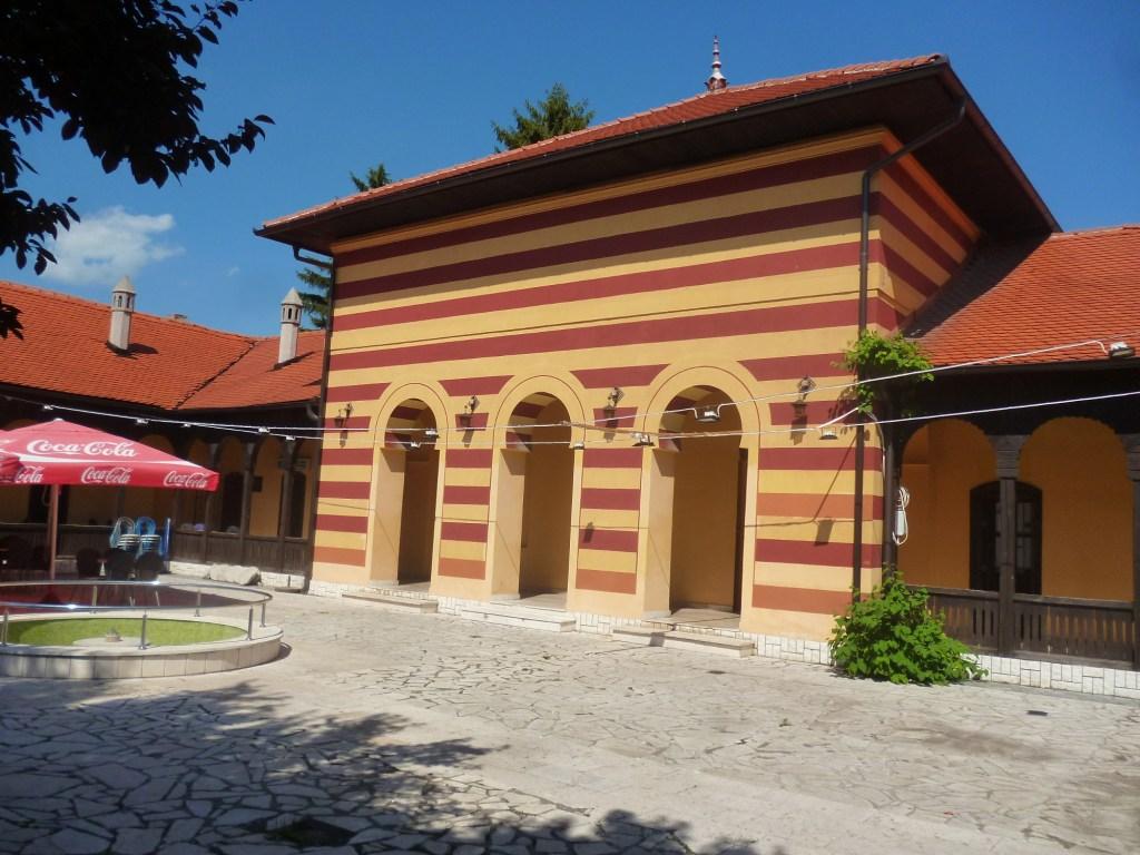 Медресе в Грачанице. Фото: Елена Арсениевич, CC BY-SA 3.0
