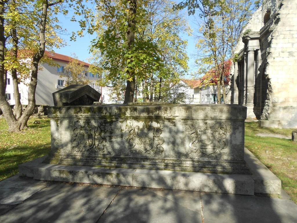 Гробница дворян Бихача. Фото: Елена Арсениевич, CC BY-SA 3.0