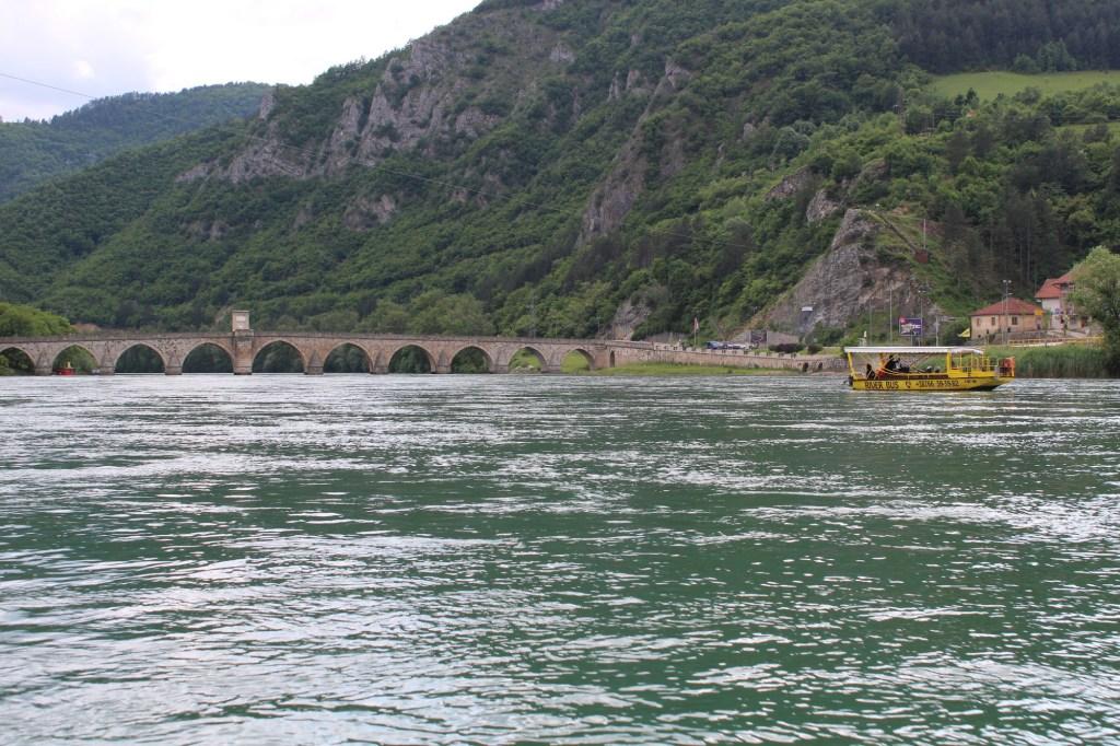 Мост на Дрине. Фото: Елена Арсениевич, CC BY-SA 3.0