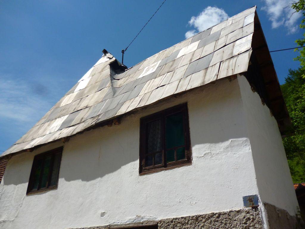 Вранцы. Один из редких сохранившихся старых боснийских домов. Фото: Елена Арсениевич, CC BY-SA 3.0