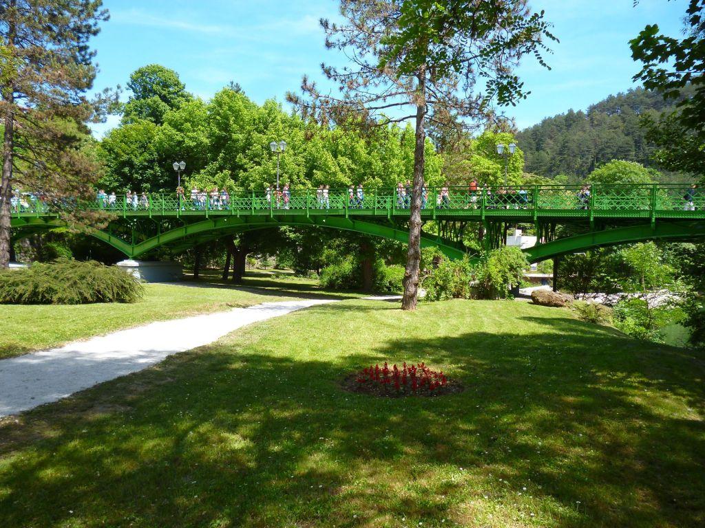 Йожикин мост. Фото: Елена Арсениевич, CC BY-SA 3.0