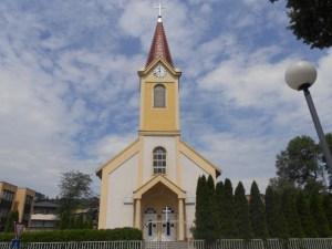 Главный фасад церкви в Добое. Фото: Елена Арсениевич, CC BY-SA 3.0