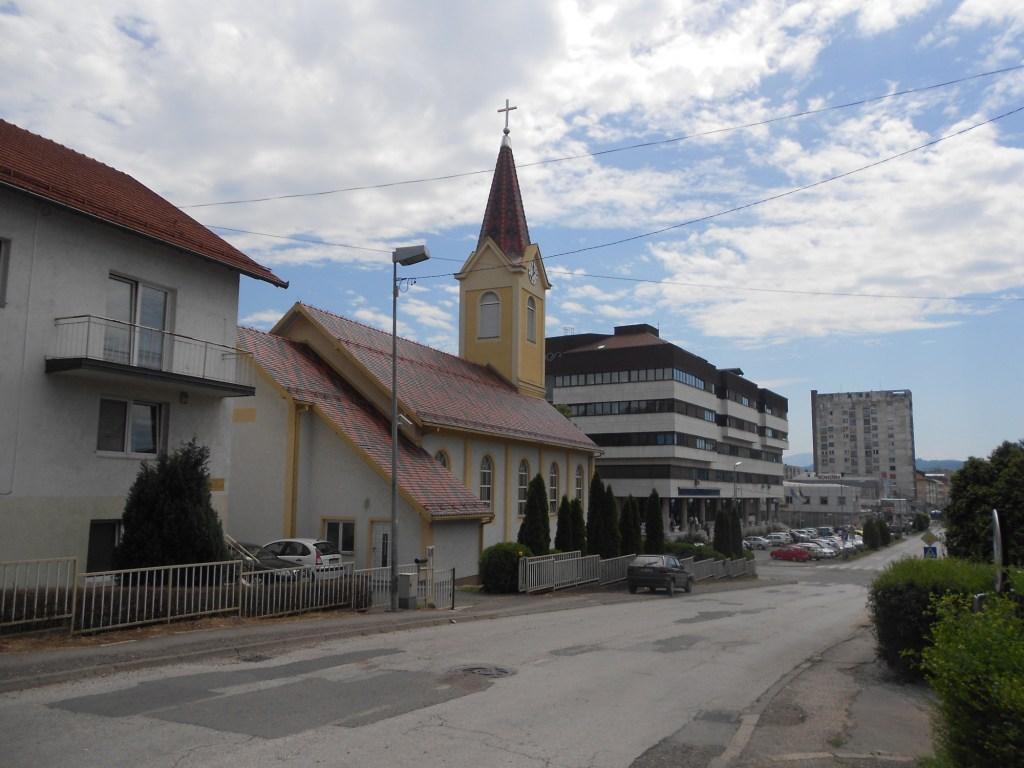 Церковь в Добое. Фото: Елена Арсениевич, CC BY-SA 3.0
