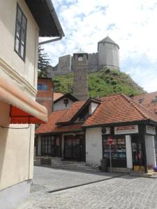 Крепость и часовая башня. Фото: Елена Арсениевич, CC BY-SA 3.0