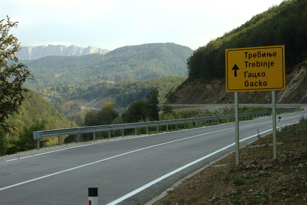 Дорога в горах. Aktron, CC BY 3.0